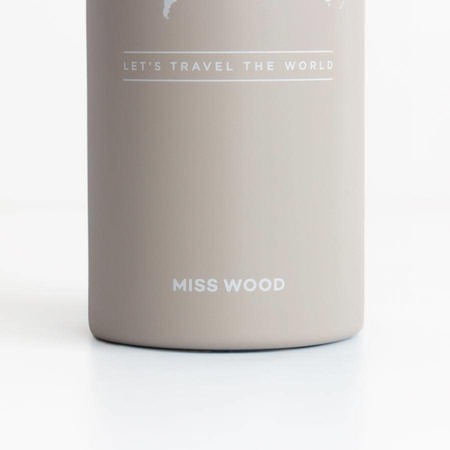 BUTELKA BIDON PETRA Woody bottle MISS WOOD (6)