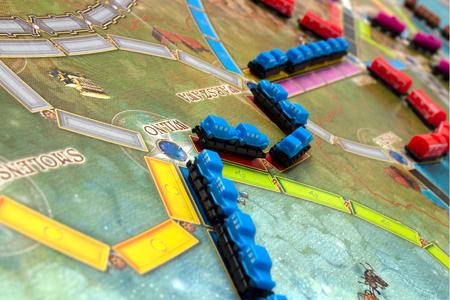 Wsiąść do Pociągu: Europa 15 rocznica REBEL (3)