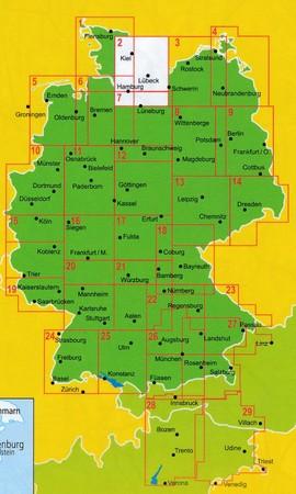 HAMBURG HOLSZTYN mapa turystyczno - rowerowa ADFC 2021 (3)
