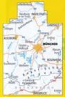 GÓRNA BAWARIA ZACHÓD / MONACHIUM mapa rowerowa ADFC 2021 (2)