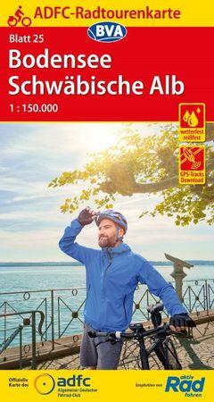 JEZIORO BODEŃSKIE / JURA SZWABSKA mapa rowerowa ADFC 2021 (1)