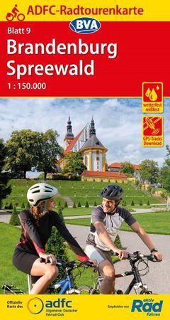 BRANDENBURGIA SZPREWALD mapa rowerowa ADFC 2021 (1)