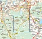 SZCZYRK I OKOLICE mapa laminowana 1:25 000 COMPASS 2022 (3)