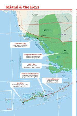 MIAMI & THE KEYS 9 przewodnik LONELY PLANET 2021 (4)
