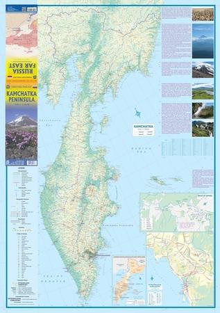 KAMCZATKA / ROSJA DALEKI WSCHÓD mapa ITMB 2020 (3)