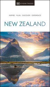 NOWA ZELANDIA przewodnik turystyczny DK 2021