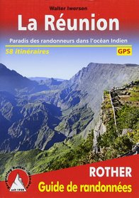 REUNION Réunion guide rando 52 ét. przewodnik ROTHER 2021