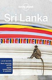 SRI LANKA 15 przewodnik LONELY PLANET 2021