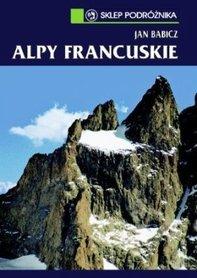 ALPY FRANCUSKIE przewodnik Sklep Podróżnika
