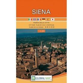 SIENA plan CENTUM miasta 1:5 000 GLOBALMAP