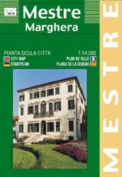 Mestre/Marghera plan miasta 1:14 000 LAC WŁOCHY