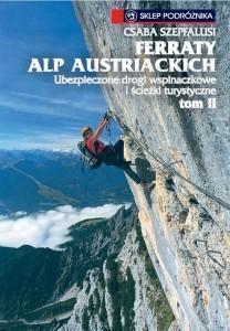 FERRATY ALP AUSTRIACKICH TOM 2 Sklep Podróżnika