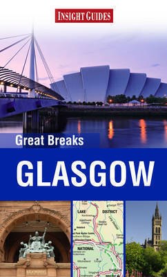 GLASGOW Great Breaks przewodnik INSIGHT j.ang