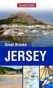 JERSEY (wyspa) UK przewodnik INSIGHT  2013