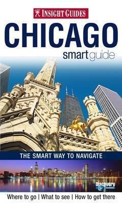 CHICAGO przewodnik turystyczny INSIGHT SMART GUIDE