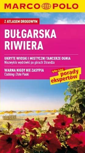 Bułgarska Riwiera przewodnik turystyczny MarcoPolo