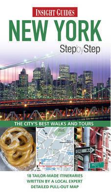 NOWY JORK NEW YORK przewodnik INSIGHT STEP BY STEP