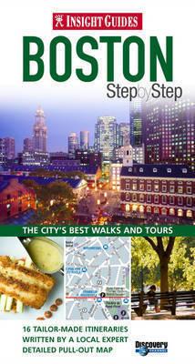BOSTON przewodnik turystyczny INSIGHT STEP BY STEP