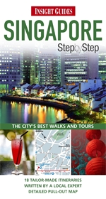 SINGAPUR SINGAPORE przewodnik INSIGHT STEP BY STEP 2012