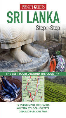 SRI LANKA przewodnik INSIGHT STEP BY STEP