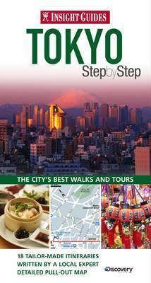TOKIO TOKYO przewodnik INSIGHT STEP BY STEP