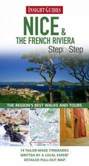 NICEA RIWIERA FRANCUSKA - NICE & THE FRENCH RIVIERA przewodnik INSIGHT STEP BY STEP