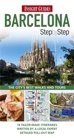 BARCELONA przewodnik INSIGHT STEP BY STEP 2012
