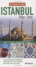 STAMBUŁ ISTANBUL przewodnik INSIGHT STEP BY STEP