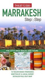 MARRAKESH MARAKESZ przewodnik INSIGHT STEP BY STEP