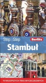 STAMBUŁ ISTAMBUŁ przewodnik BERLITZ Step by Step wer. pol