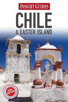 CHILE I WYSPA WIELKANOCNA - Chile & Easter Island przewodnik INSIGHT GUIDES