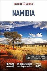 NAMIBIA przewodnik INSIGHT GUIDES