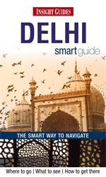 DELHI (INDIE) przewodnik Insight Smart Guide