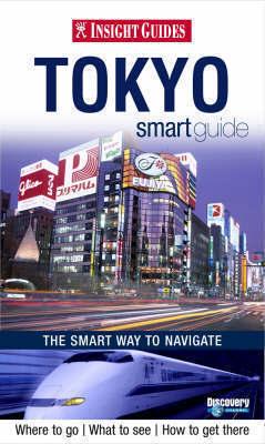 TOKYO TOKIO przewodnik INSIGHT SMART GUIDE