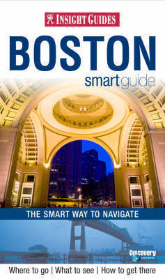 BOSTON przewodnik INSIGHT SMART GUIDE