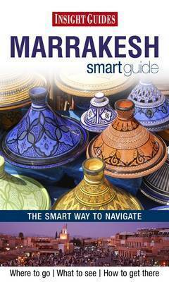 MARRAKESH MARAKESZ (MAROKO) przewodnik INSIGHT SMART GUIDE