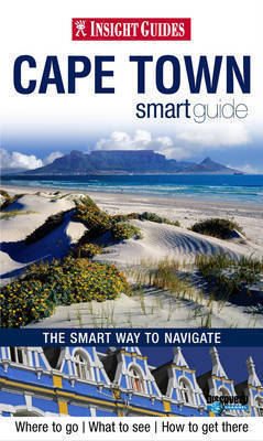 KAPSZTAD CAPE TOWN przewodnik INSIGHT SMART GUIDE