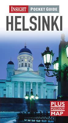 HELSINKI przewodnik INSIGHT POCKET GUIDE plus plan miasta