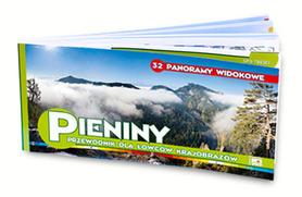 PIENINY 32 PANORAMY WIDOKOWE - przewodnik dla łowców krajobrazów WIT