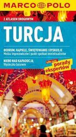 TURCJA przewodnik z atlasem drogowym MARCO POLO Pascal