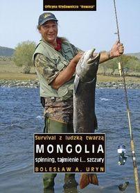 MONGOLIA. SPINNING, TAJMNIENIE I ... SZCZURY przewodnik REWASZ