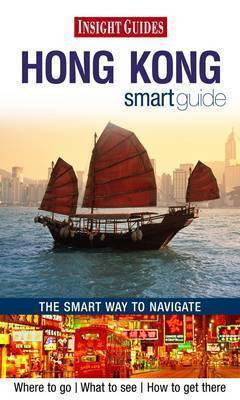 HONG KONG przewodnik INSIGHT SMART GUIDE 2010