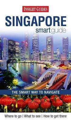 SINGAPORE SINGAPUR przewodnik INSIGHT SMART GUIDE