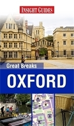 OXFORD (UK) przewodnik INSIGHT Great Breaks 2013