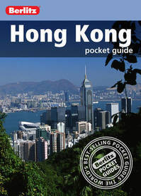 HONG KONG przewodnik BERLITZ POCKET GUIDE