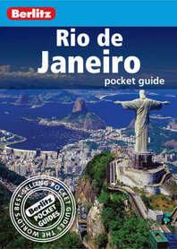 RIO DE JANEIRO przewodnik BERLITZ POCKET GUIDE