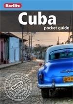 KUBA CUBA przewodnik BERLITZ POCKET GUIDE