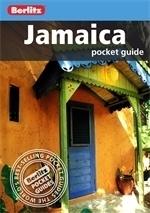 JAMAICA JAMAJKA przewodnik BERLITZ POCKET GUIDE
