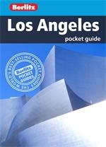LOS ANGELES przewodnik BERLITZ POCKET GUIDE