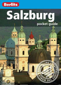 SALZBURG przewodnik BERLITZ POCKET GUIDE
